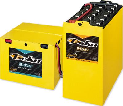 Deka蓄电池 D-Series系列